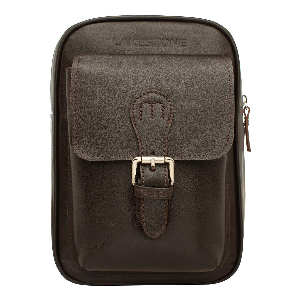Рюкзак на одной лямке Risdale Brown фото