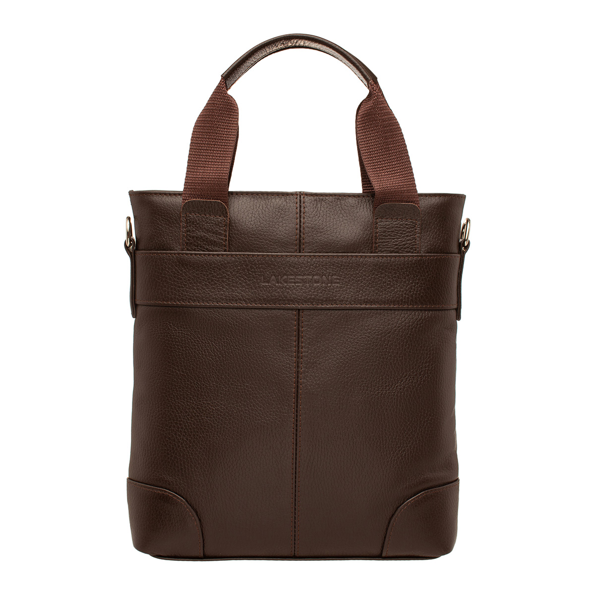 Мужская сумка через плечо Russell Brown фото