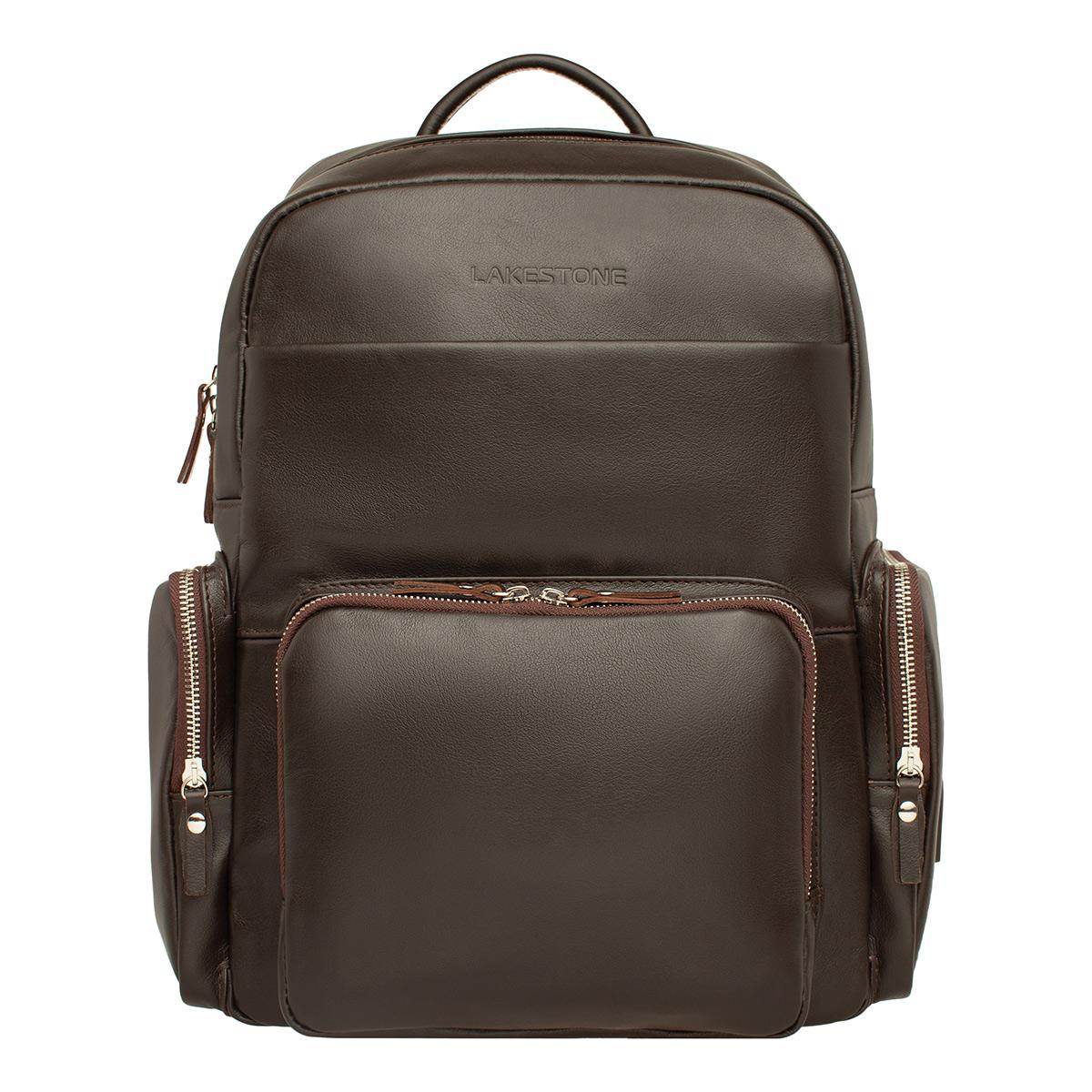 Кожаный рюкзак Seddon Brown