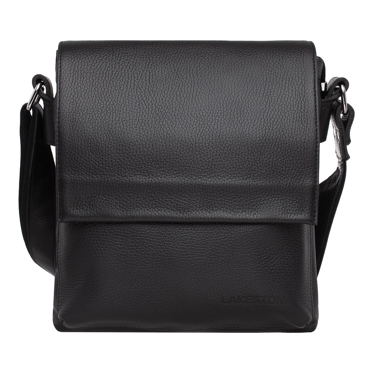 Мужская сумка через плечо Shellmor Black