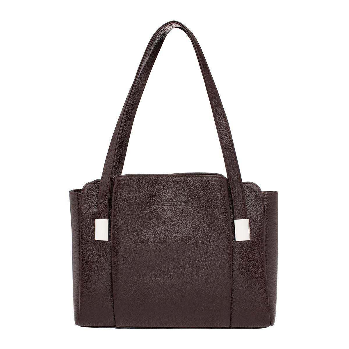 Кожаная женская сумка Tara Brown фото