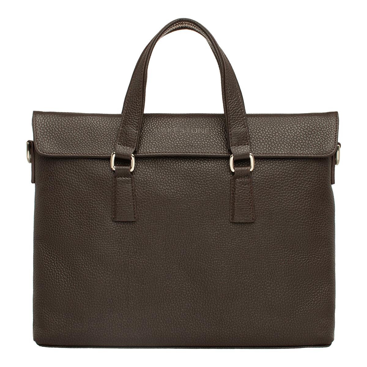 Деловая сумка Tibberton Brown фото
