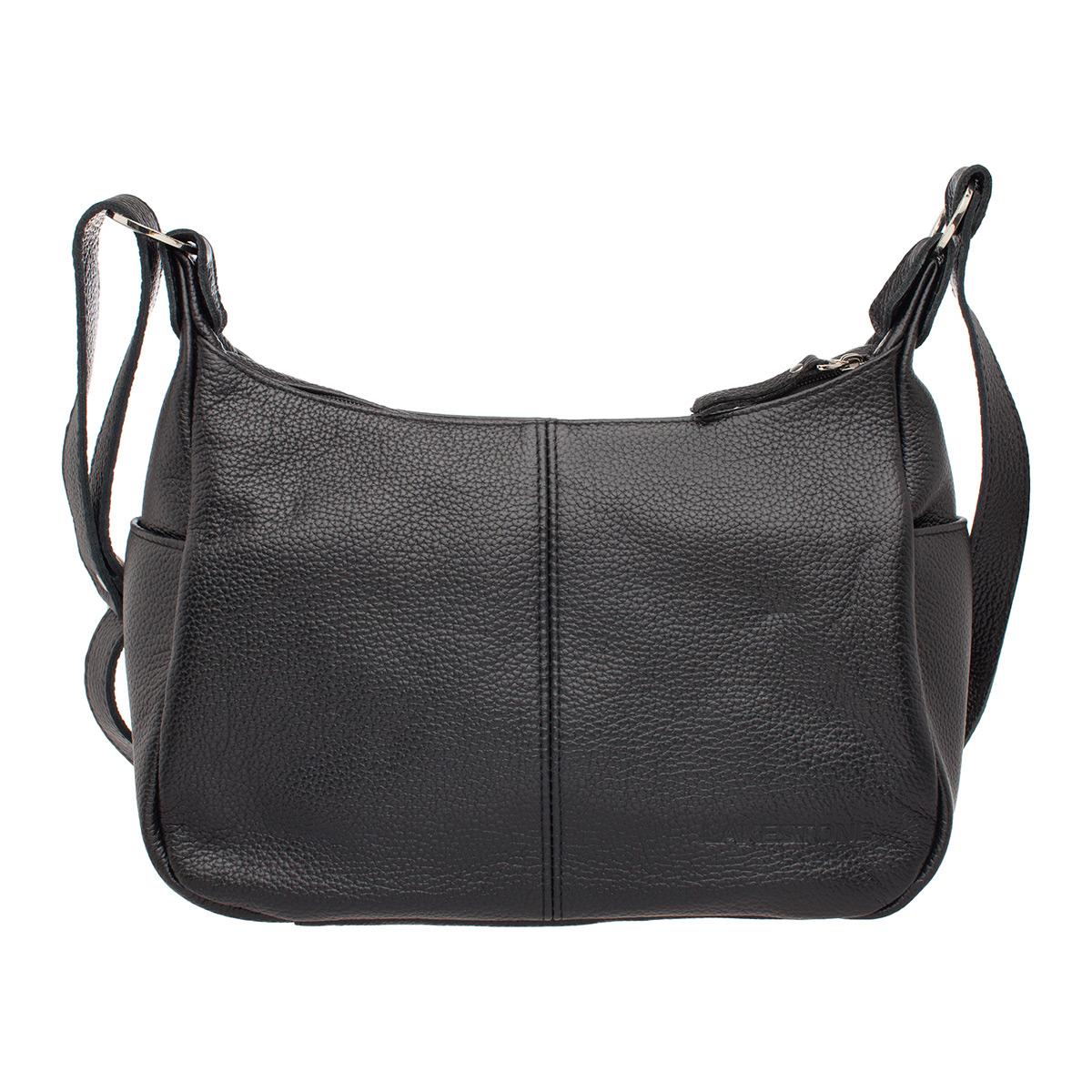 Кожаная сумка через плечо Tracey Black