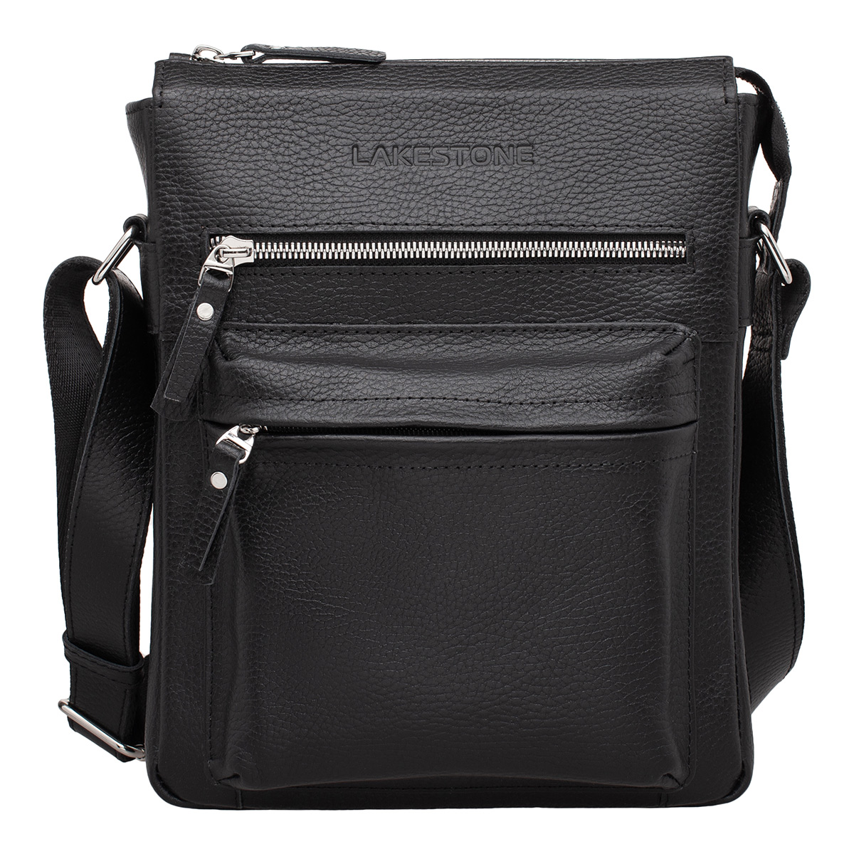 Мужская сумка через плечо Fordell Black